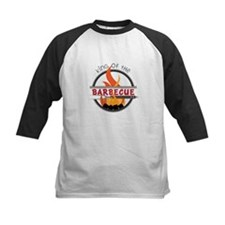 King of Barbecue Baseball Jersey