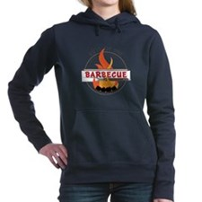King of Barbecue Women's Hooded Sweatshirt