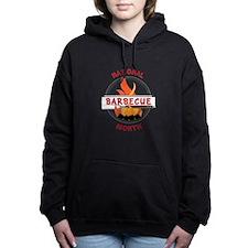 Barbecue Month Women's Hooded Sweatshirt