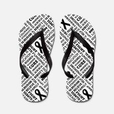 FAITH, LOVE, HOPE Flip Flops
