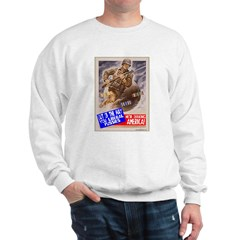 Out of the Way! Sweatshirt