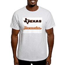Texas Biographer T-Shirt