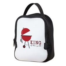King of the grill Neoprene Lunch Bag