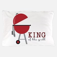 King of the grill Pillow Case