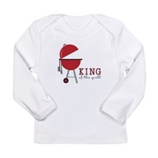 King of the grill Long Sleeve T-Shirt