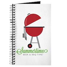 Summer Time Journal
