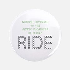 """Nothing Compares 3.5"""" Button (100 pack)"""