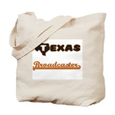 Texas Broadcaster Tote Bag