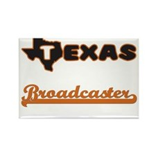 Texas Broadcaster Magnets