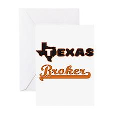 Texas Broker Greeting Cards