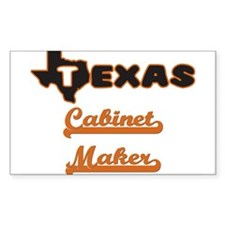 Texas Cabinet Maker Decal