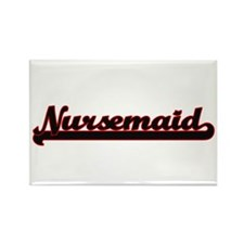 Nursemaid Classic Job Design Magnets