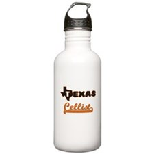 Texas Cellist Water Bottle