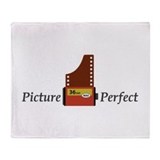Picture Perfect Throw Blanket