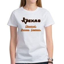 Texas Chemical Process Engineer T-Shirt