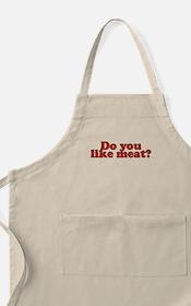 Do You Like Meat? BBQ Apron