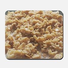 Bowl of Oatmeal Mousepad