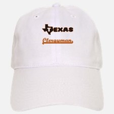 Texas Clergyman Cap