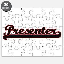 Presenter Classic Job Design Puzzle