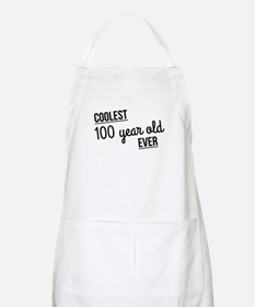 Coolest 100 Year Old Ever Apron