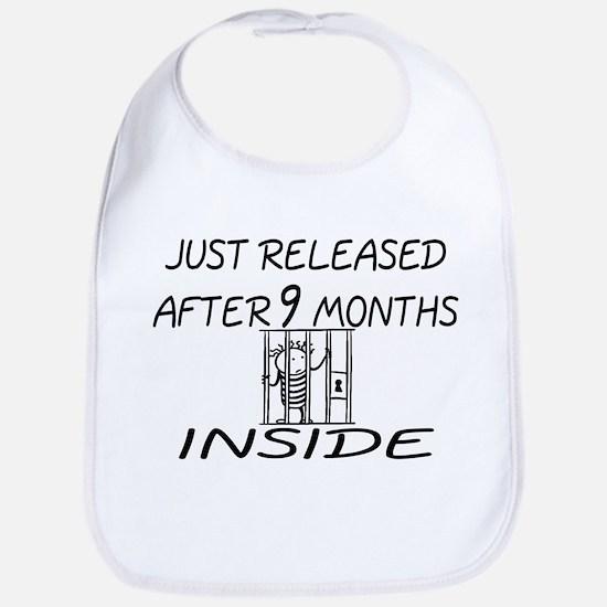 JUST RELEASED AFTER 9 MONTHS INSIDE Bib