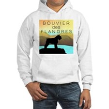 Bouvier By The Sea Hoodie