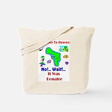 Cute Bonaire Tote Bag