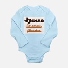 Texas Corporate Librarian Body Suit