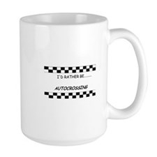 Auto-Crossing Mug