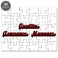 Quality Assurance Manager Classic Job Desig Puzzle