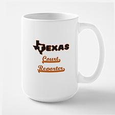 Texas Court Reporter Mugs