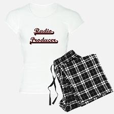 Radio Producer Classic Job Pajamas