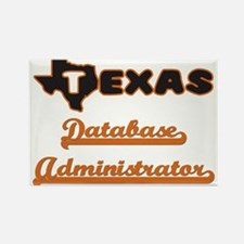 Texas Database Administrator Magnets