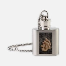 Fresh ginger Flask Necklace