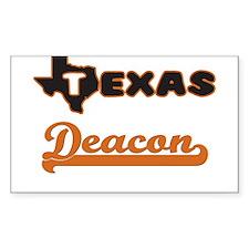 Texas Deacon Decal