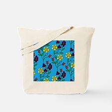 Ojibwe Flowers Tote Bag