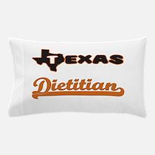 Texas Dietitian Pillow Case