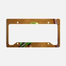 Budgie License Plate Holder