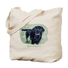 Got Treats? Lab Tote Bag