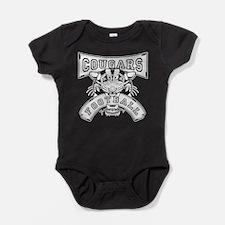 Cougars Football Baby Bodysuit