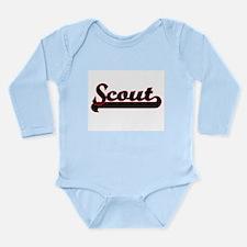 Scout Classic Job Design Body Suit