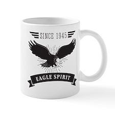 Birthday Born 1945 Eagle Spirit Mug