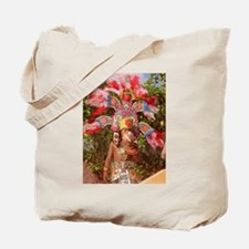 The Horn Blower Tote Bag
