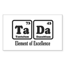 TaDa Decal