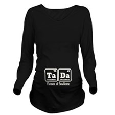 TaDa Long Sleeve Maternity T-Shirt