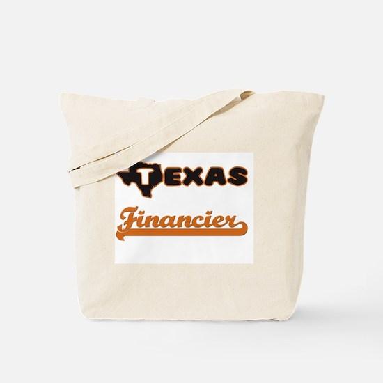 Texas Financier Tote Bag