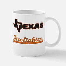 Texas Firefighter Mugs