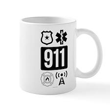 911 Dispatcher Mugs