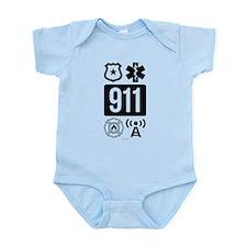 911 Dispatcher Body Suit