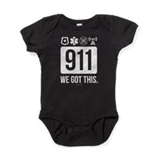 911, We Got This. Baby Bodysuit